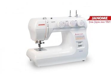 Máquina de coser mecánica Janome 3622S