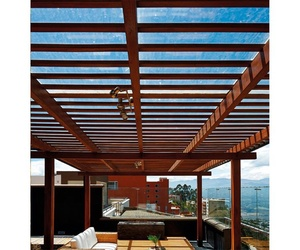 Proyectos exteriores de madera