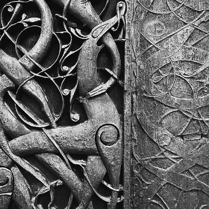 El significado de los tatuajes de origen vikingo
