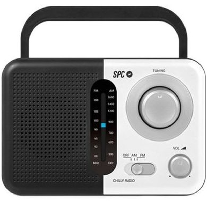 SPC Radio Chilly AM/FM con Asa: Productos y Servicios de Stylepc