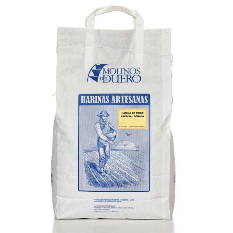 """Harina de trigo """"especial dorada"""" 5 kg: Productos de Coperblanc Zamorana"""