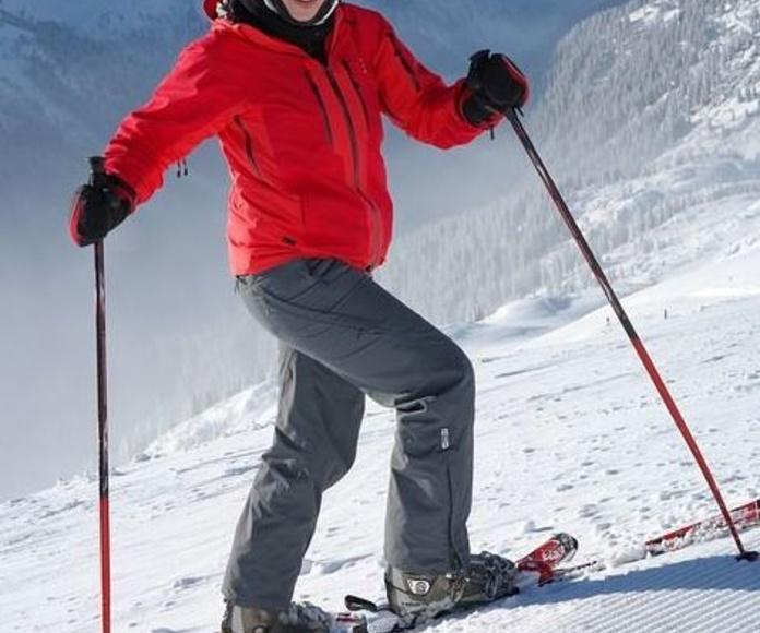 Trajes de esquí: Servicios de Tinte Tony´s