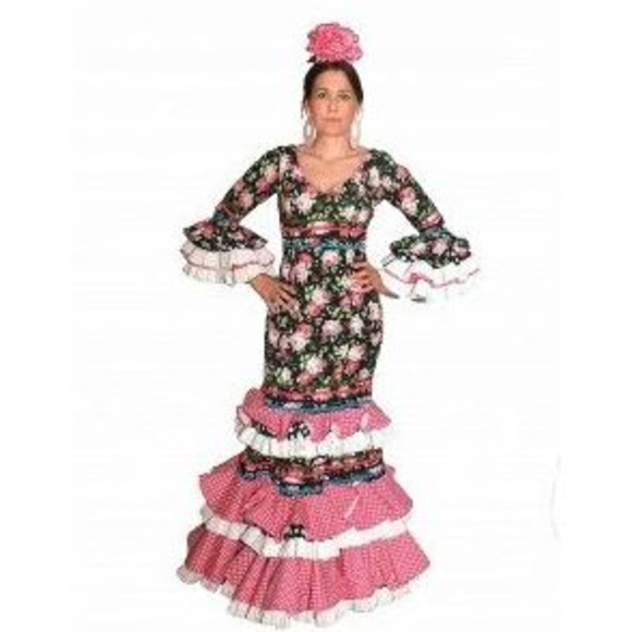 Trajes de flamenca: Catálogo de El Cojo Rosa