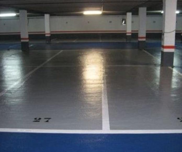 pintura poliuretano suelos