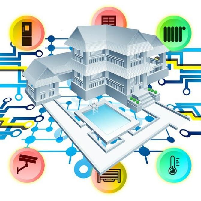 ¿Qué incluye un hogar digital?