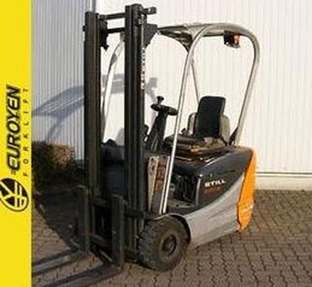 Carretilla eléctrica STILL Nº 6169: Productos y servicios de Comercial Euroyen, S. L.