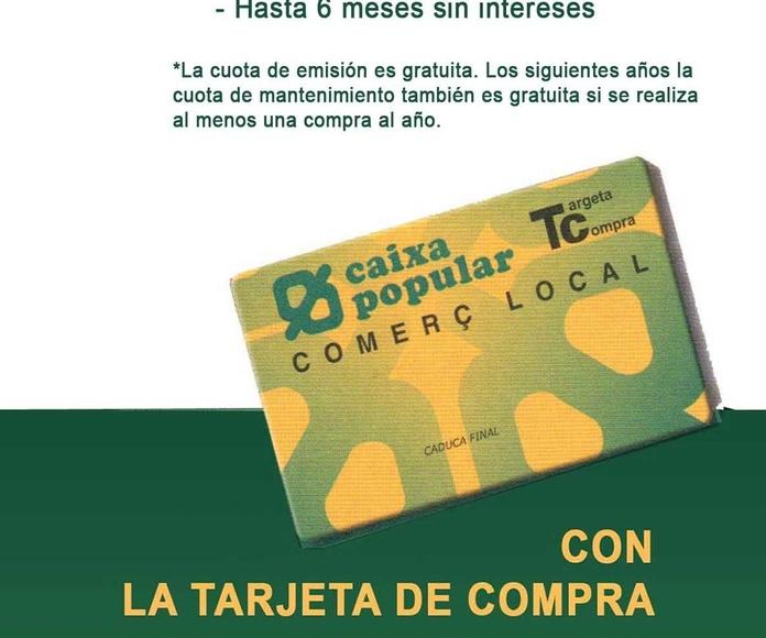 FINANCIAMOS NUESTROS SERVICIOS HASTA EN 6 MESES SIN INTERESES