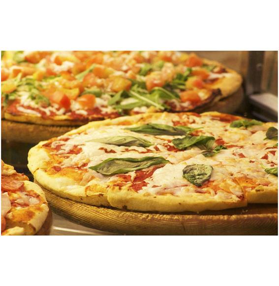Pizzas..Las mejores de todo Melilla: Carta de Cafetería Bar El Parnaso