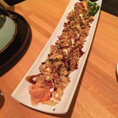 Comida japonesa en Barcelona