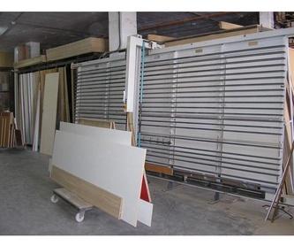 Listones de madera: Productos y servicios de Bricosur