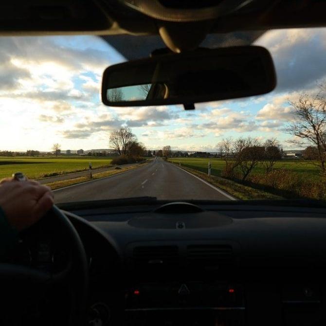 El consumo de drogas entre los conductores