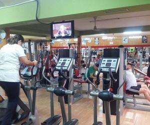 Gimnasio Atlas Fitness, sala de musculación, pilates y fitness en Valdemorillo