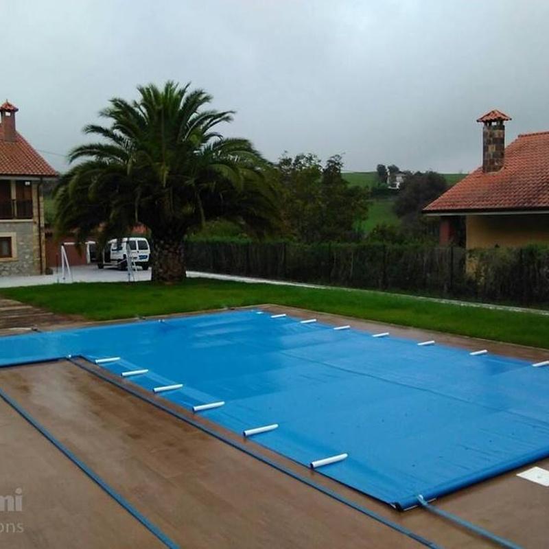 Cubrir su piscina: ¿Qué hacemos? de Project Pool Piscinas