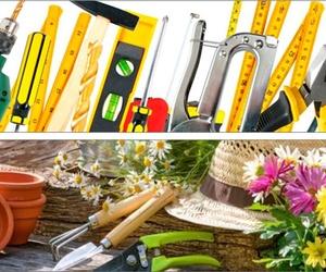 Productos de ferretería y jardinería