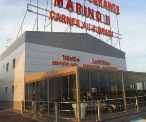 Rehabilitación integral (Restaurante Marino II)