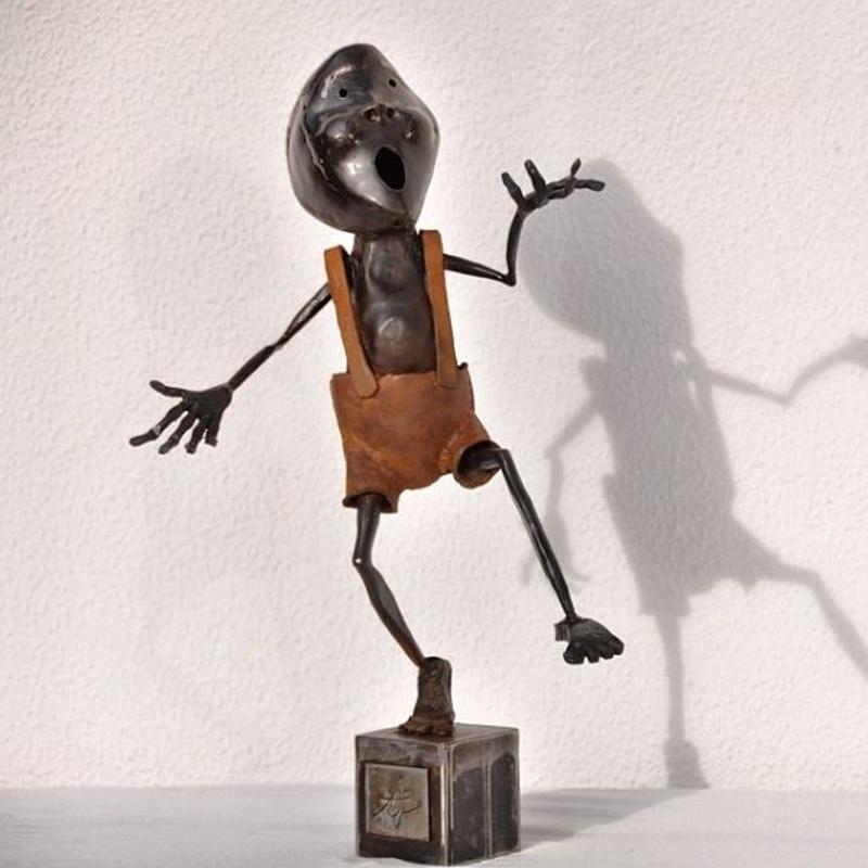 Esculturas: Catálogo de Antonio Serón Blasco