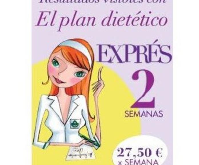 El plan dietético exprés: Servicios de Naturhouse