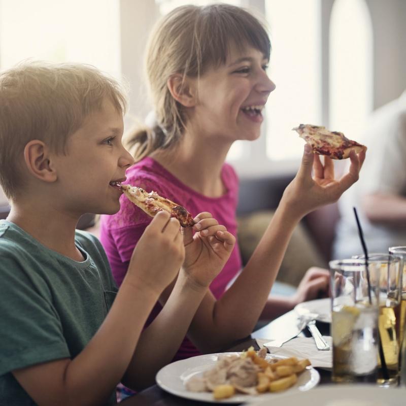 Menús infantiles: Productos de Café Bar Sonia
