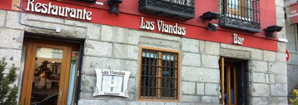Cocina creativa y de mercado en San Lorenzo de El Escorial   Las Viandas