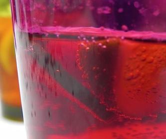 Ensaladas  : Nuestros productos de Bar El Globo