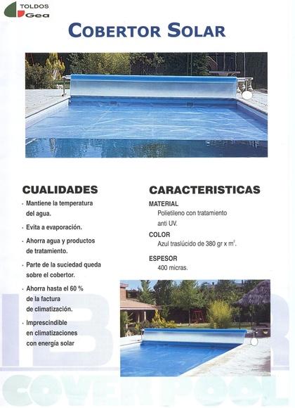 Cobertores solares para piscinas en Murcia, Cubiertas para piscinas en Murcia, Lonas para piscinas en Murcia, Mantas térmicas para piscinas en Murcia,  Toldos Gea Murcia, Fabricantes de toldos y carpas en Murcia, Toldos baratos en Murcia, Alquiler carpas