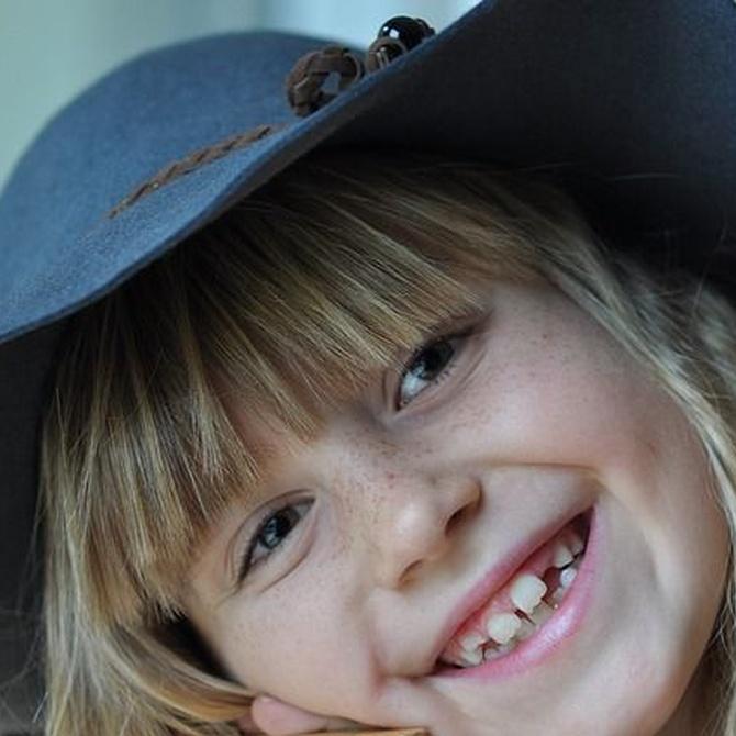 El cuidado dental en los niños