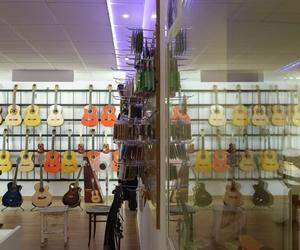Tienda de guitarras en Jerez de la Frontera
