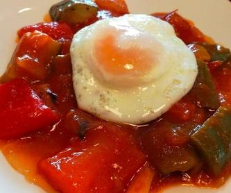 Tosta de guacamole con anchoas de Santoña: Carta of Bar Restaurante Doña Elena