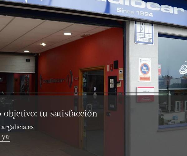 Instalación de sonido en coches Coruña | Radiocar Ferrol