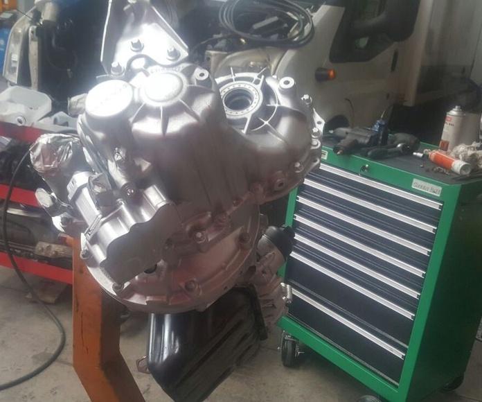 Reparación integral motor Smart