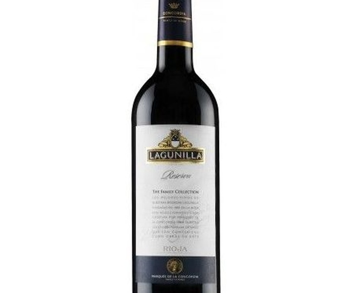 Vino Tinto Reserva D.O. Rioja Marca LAGUNILLA