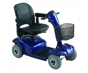Alquiler de scooters de movilidad en Benidorm