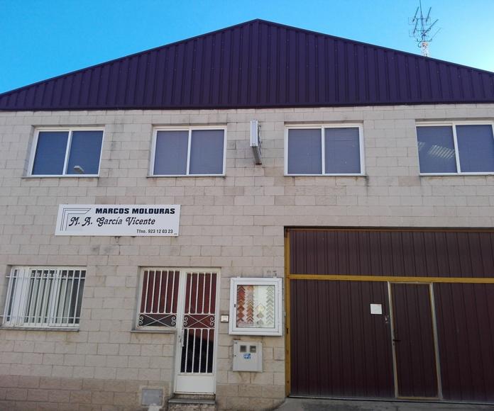 Servicios a profesionales: Servicios de M. A. García Vicente