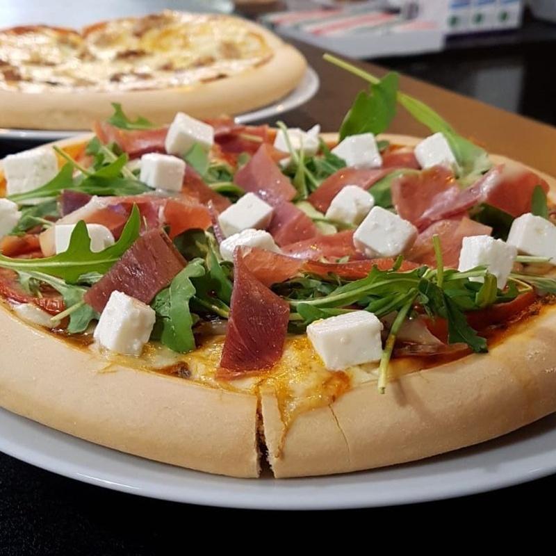 Pizzas: Carta de Care Food