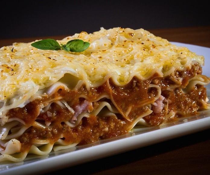 Especialidades de la casa Casalingha: Nuestra carta de Pizzería Nuovo Sassari