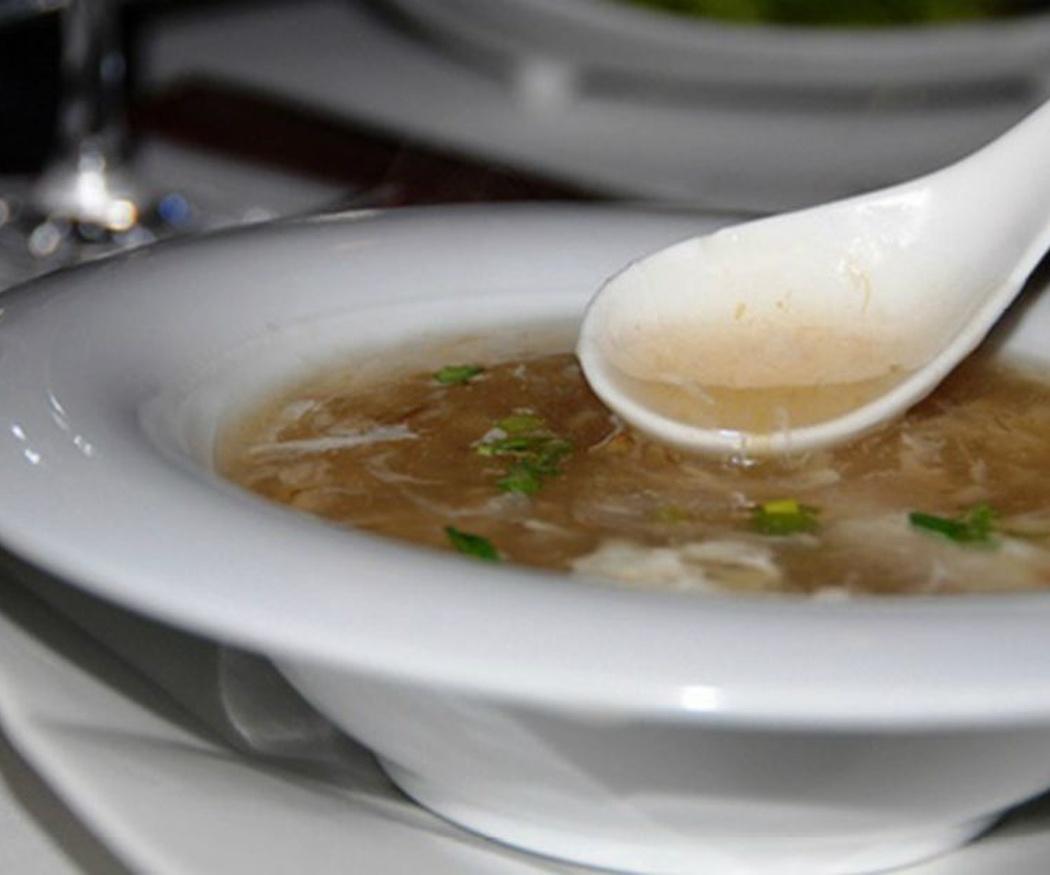 ¿Conoces la sopa de aleta de tiburón?