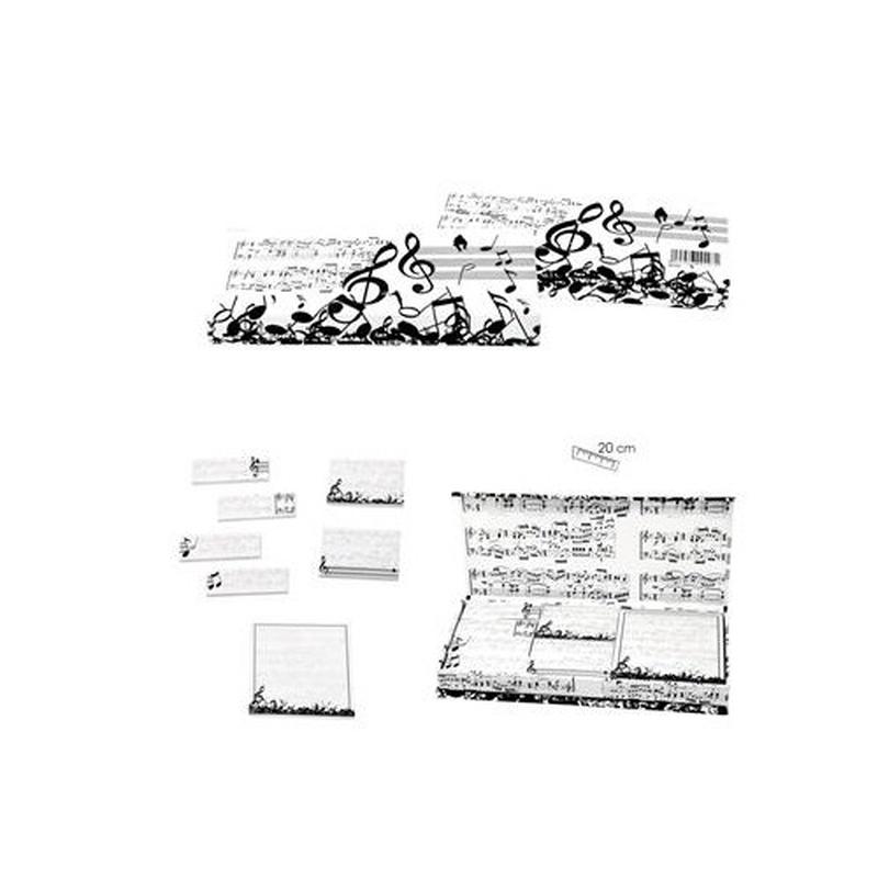 Caja post it música: Productos y servicios de PENTAGRAMA
