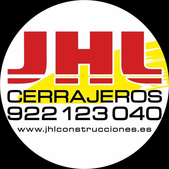 Servicios de Cerrajería: Servicios de JHL Construcciones Canarias