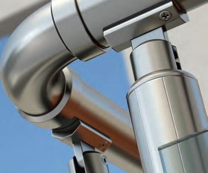 barandillas: Productos de Aluminios Larratxo
