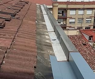 Reparación y mantenimiento de tejados