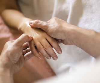 Thailandés: Masajes de Vital Massage
