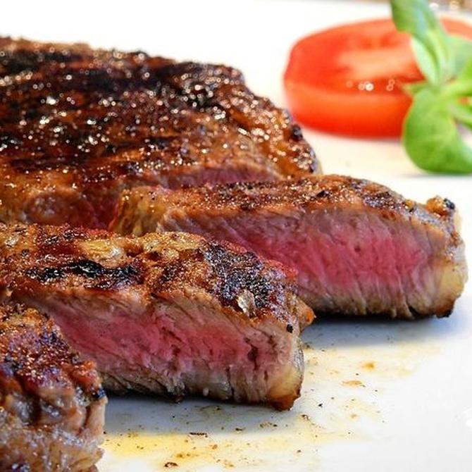 ¿Cómo elegir el punto de la carne?