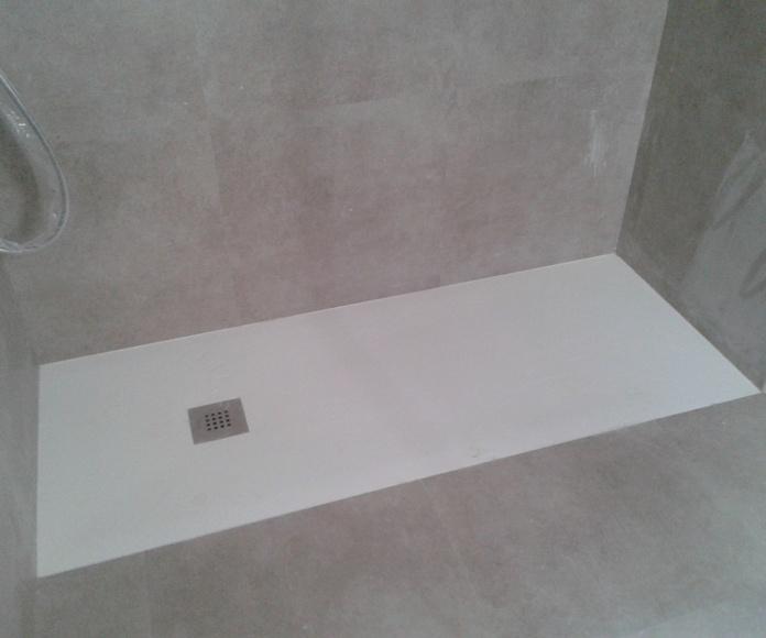 Reformas de baños: Servicios de Construcciones Mira & Armero S.L