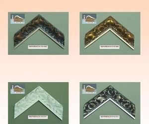 Catálogo completo de molduras