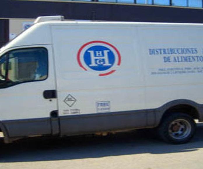 Servicios: Productos y servicios de Distribuciones Andaluzas de Alimentos, S.L.L.