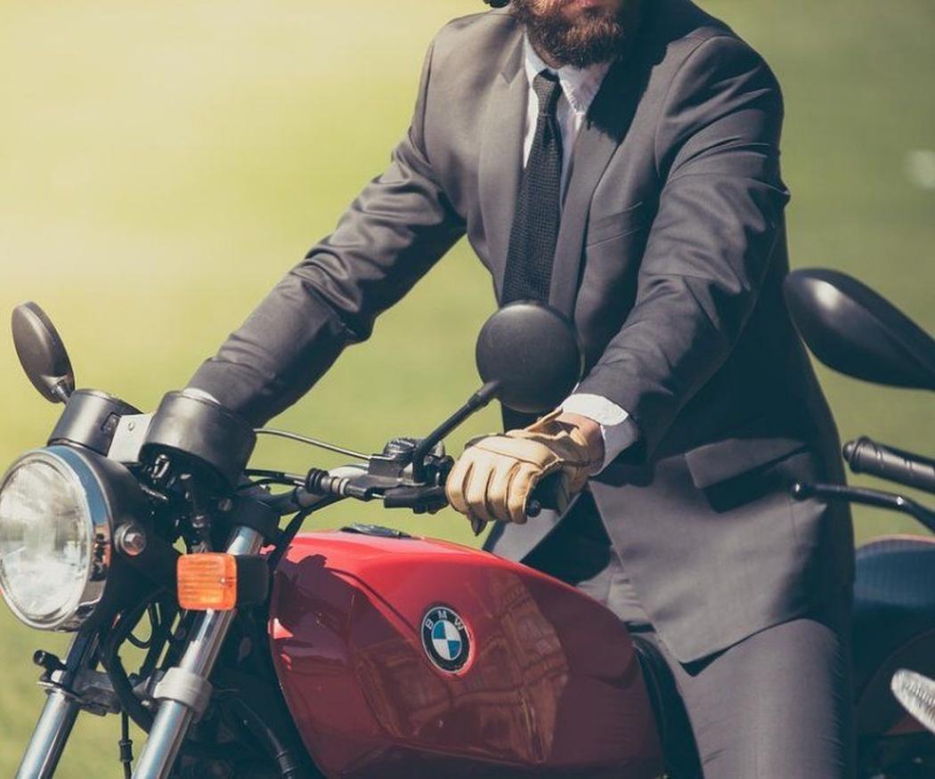 Qué dice de ti el color de tu moto