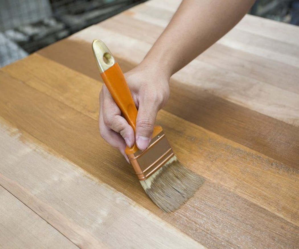 Clases de barnices para madera