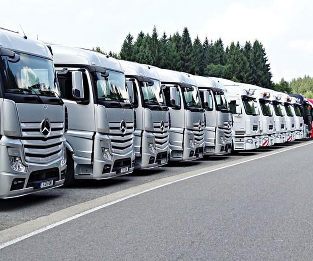 La importancia del transporte por carretera en el comercio internacional