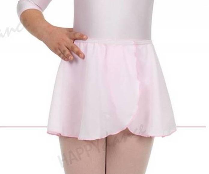 Falda gasa ballet