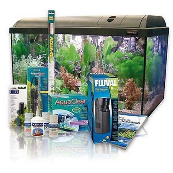 Accesorios para acuarios: Productos de Casa Clemente